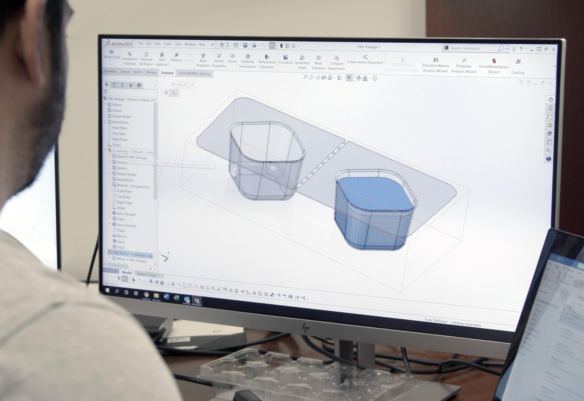 Packaging Design & Development